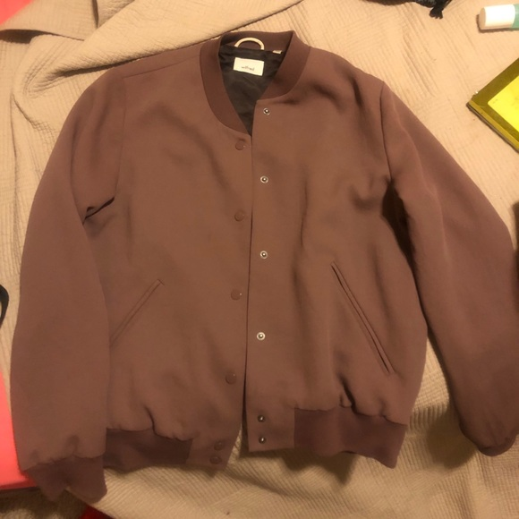 Wilfred Poussin Bomber jacket